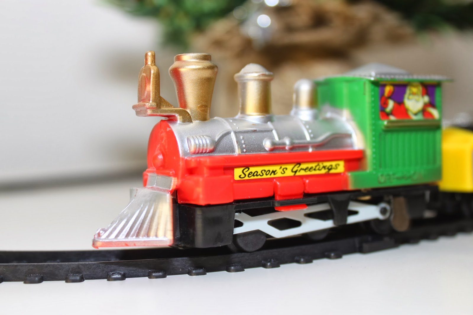 lokomatywa na święta
