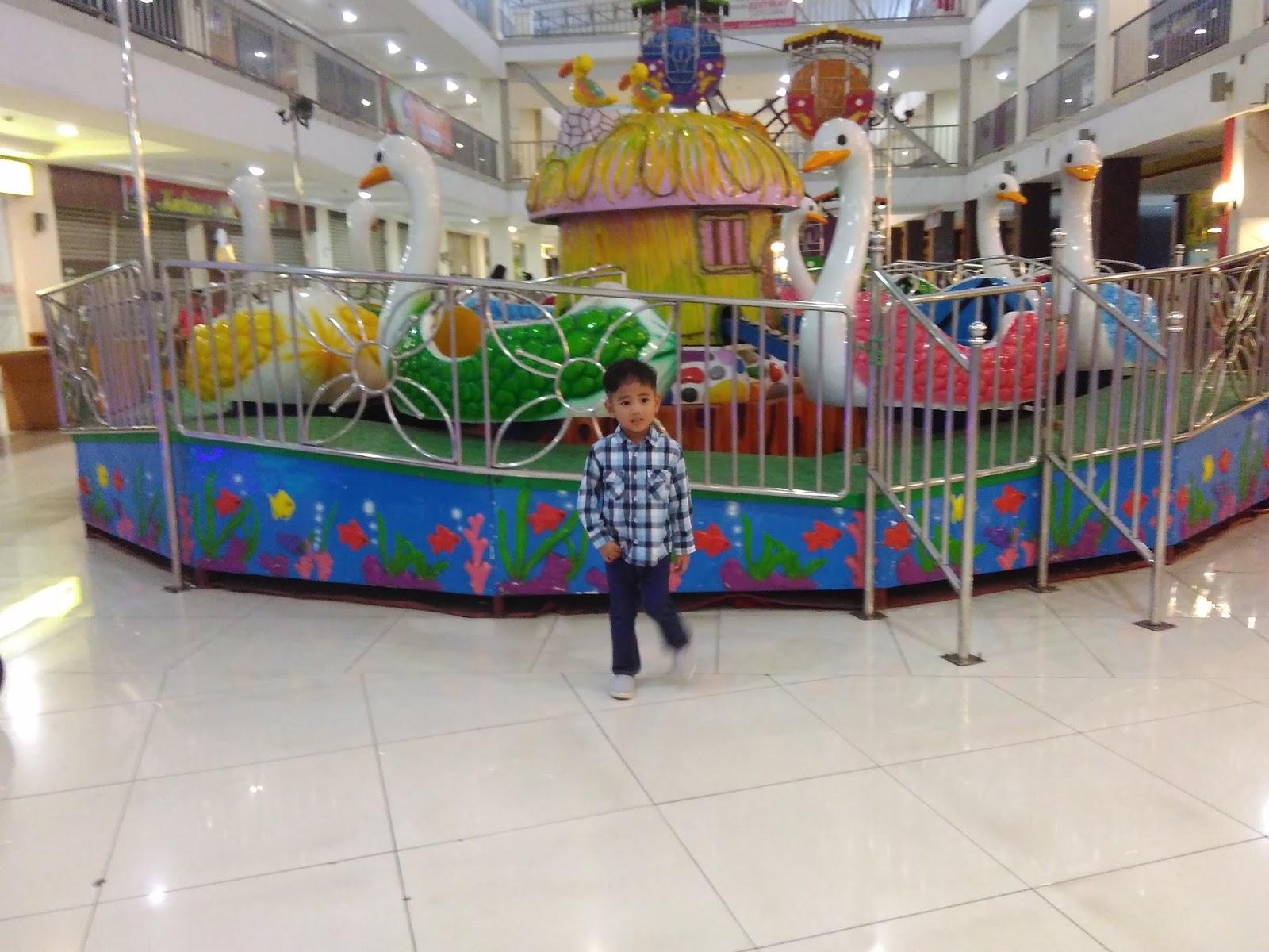 Menikmati Serunya Wahana Bermain Anak Di Kepri Mall Marzaqueen