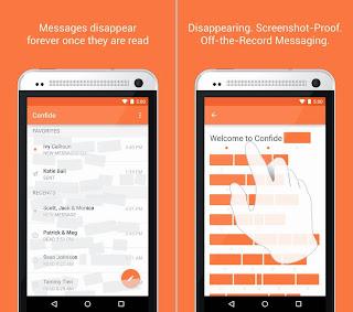 Trik mengirim pesan SMS rahasia dengan Android