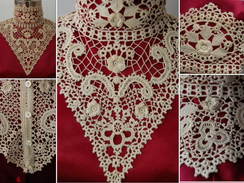 Crochet N Beads: A Blog tour for my book: The Go To Book for Irish Crochet  Motifs