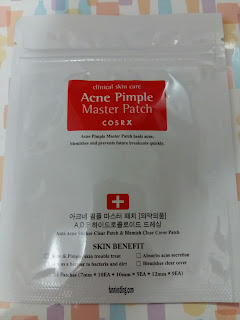 acne pimple master patch tampak depan