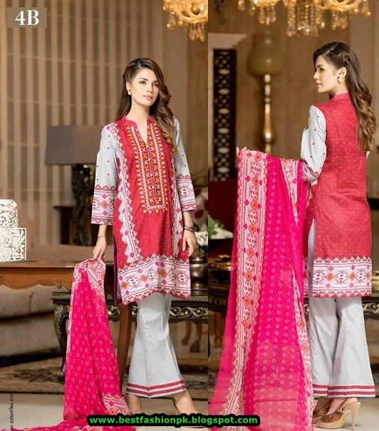 Kalyan Embroidered Lawn Collection Vol-3 2016 With Prices www.bestfashionpk.blogspot.com
