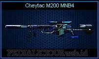 Cheytac M200 MNB4