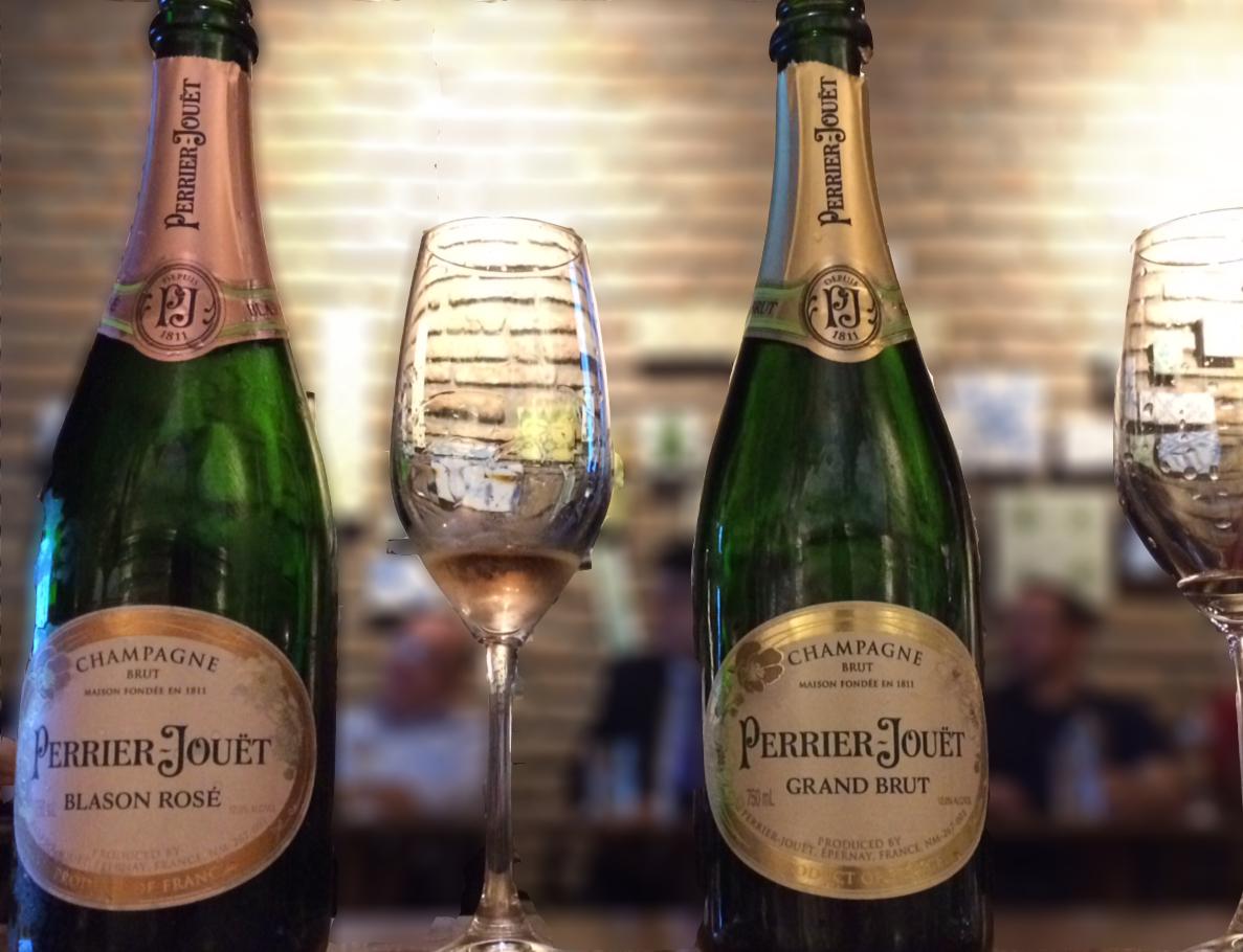 33b7210325b escrivinhos.com  Champagne Perrier-Jouët  sinônimo de exclusividade e  inovação