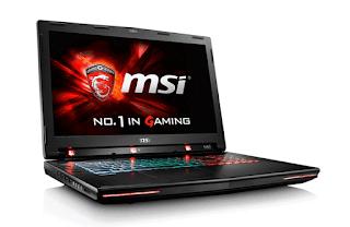 MSI GT72S G Tobii, Laptop Gaming Pertama Berteknologi Eye Tracking