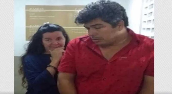 Polícia divulga foto de casal suspeito de agiotagem foragido da PB