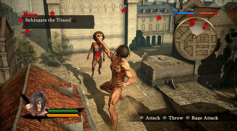 attack on titan ps vita ps3 ps4 20160614 002 800x445 - Attack on Titan: Wings of Freedom (VPK) PS VITA