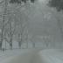 Ιωάννινα:Χιονισμένο τοπίο με -10°C