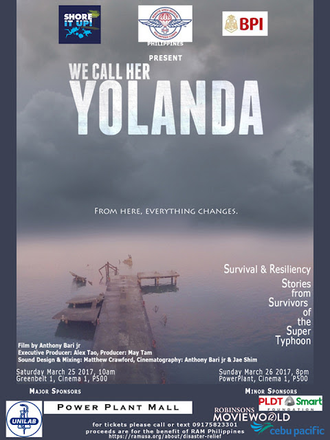 We Call Her Yolanda Movie Poster