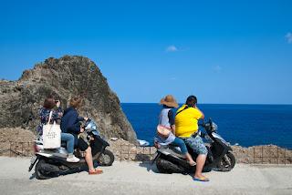 蘭嶼 象鼻岩