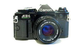 5 Film Cameras To Get Started With: Canon AE-1 Program