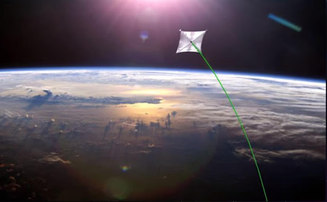 Latest NASA Researchers are Working on a Laser Propulsion-System that Could find us to Mars in Three days