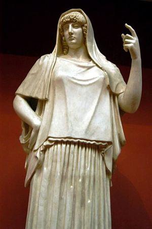 hestia diosa de hogar