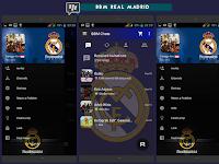 Download BBM MOD V3.0.0.18 Tema Real Madrid.