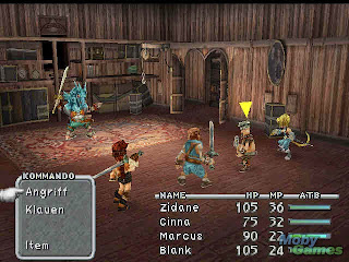 Final Fantasy IX (PC)