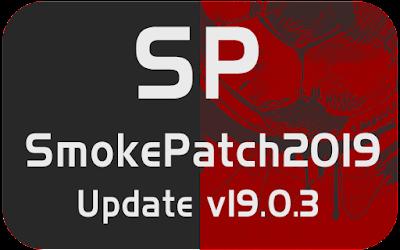 PES 2019 Smoke Patch 2019 Update 19.0.3 Season 2018/2019