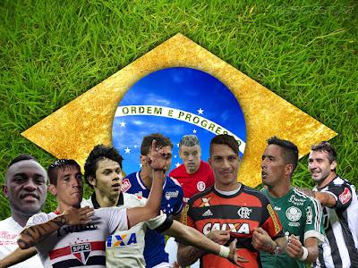 Resultado de imagem para futebol brasileiro 2016