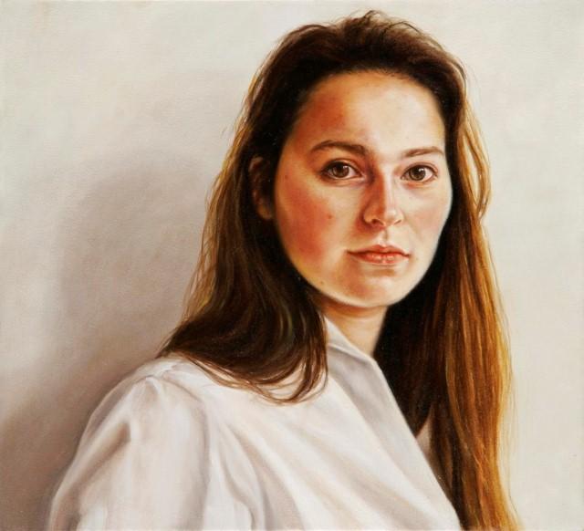 Ню и портреты в изобразительном искусстве. Susannah Martin 16+ 14