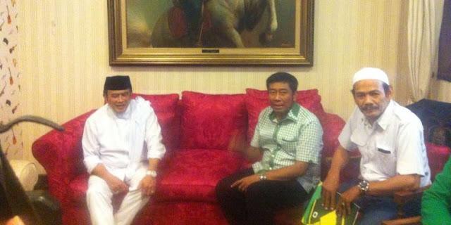 Lulung Minta Restu Raja Dangdut Maju Pilgub DKI 2017