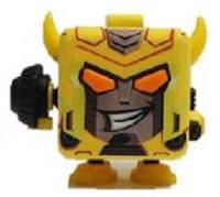 Transformers Bumblebee Fidget Cube Fidget Its