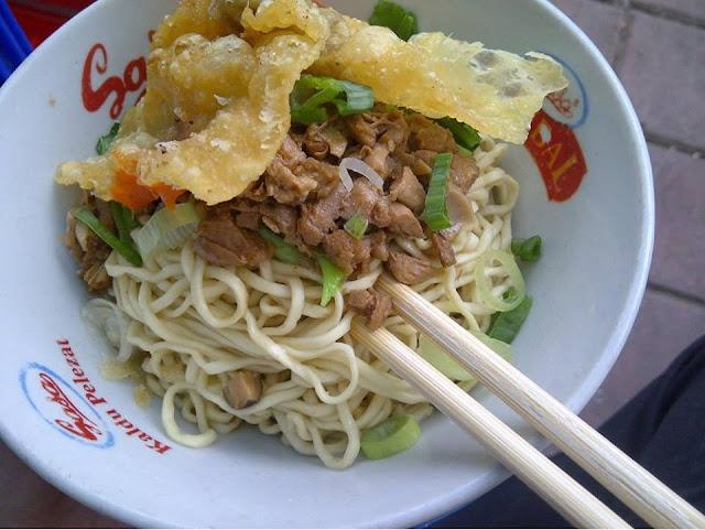 Resep Mie Ayam Yang Uenak