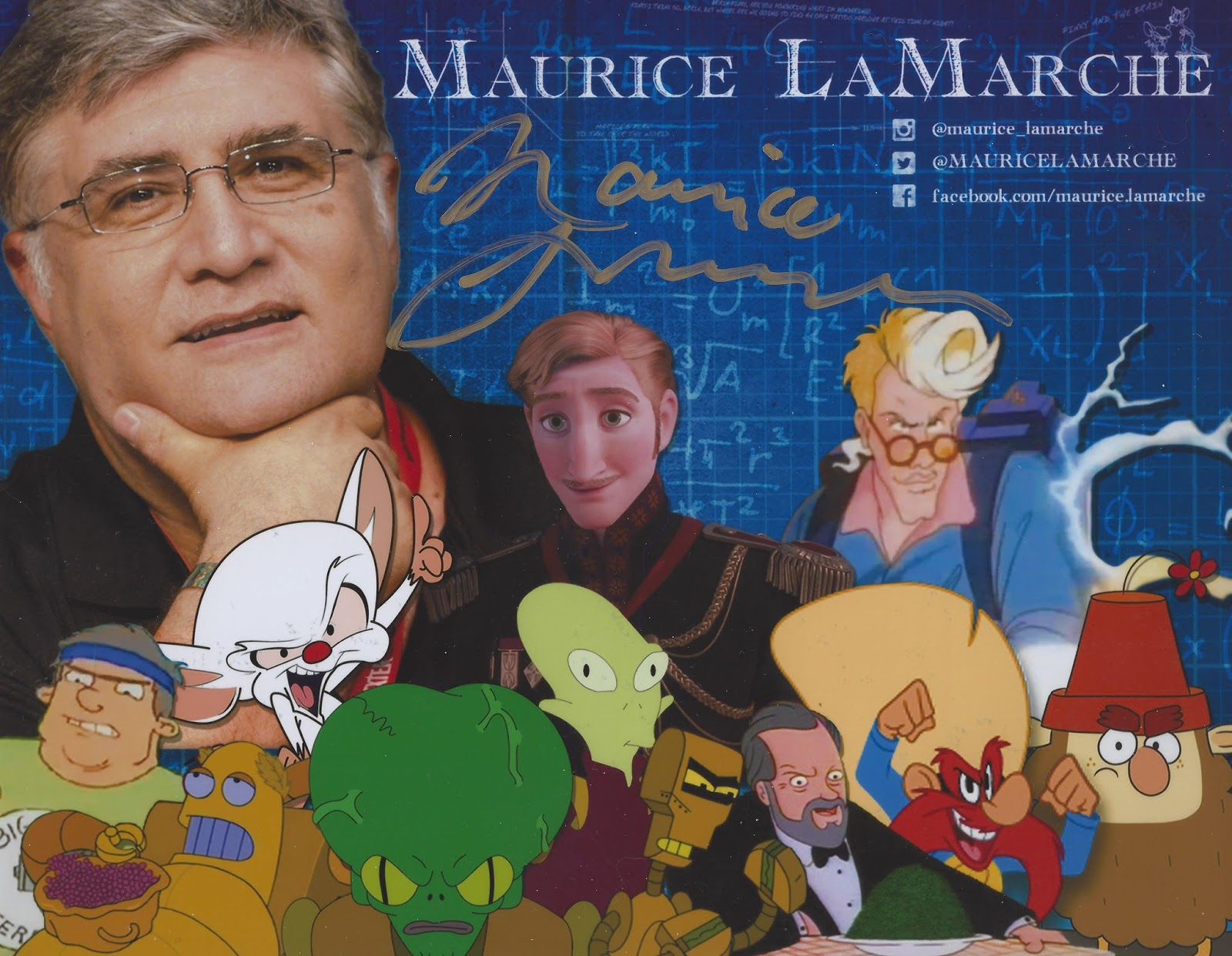 Maurice LaMarche nude (72 foto and video), Tits, Is a cute, Twitter, butt 2006