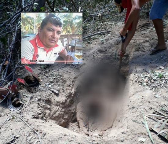 cobrador mossoroense é encontrado morto no ceará