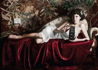 pinturas-mujeres-y-corceles-representaciones-en-óleo mujers-caballos-arte