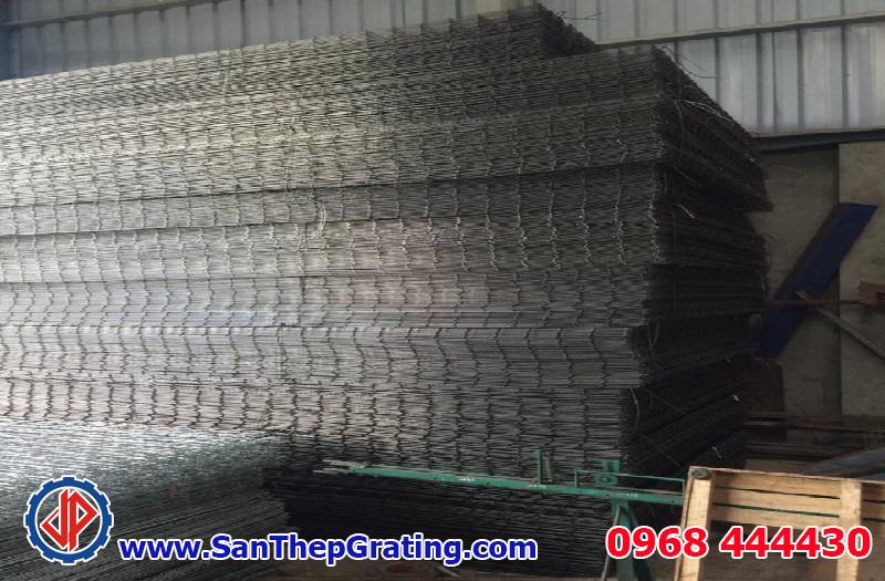 Lưới thép hàng do Vĩnh Phát sản xuất để làm tưởng rào, đổ sàn, tấm grating thép...