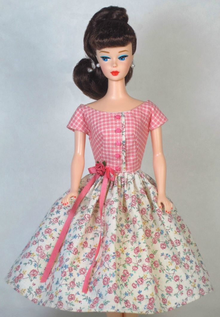 Vestidos de barbie reales