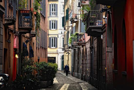 10 cosas en Milán barrio de Brera