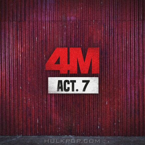 4Minute – Act. 7 – The 7th Mini Album (FLAC + ITUNES PLUS AAC M4A)