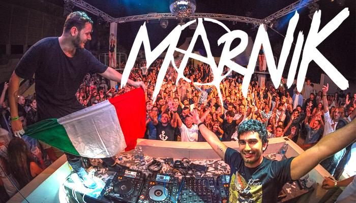 イタリアのDJ、Marnik(マーニク)の人気曲おすすめを紹介