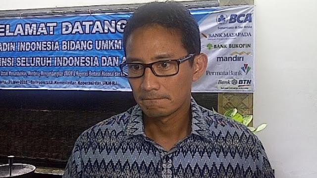 Sandiaga Uno: DKI Tahun 2017 Butuhkan Gubernur Baru