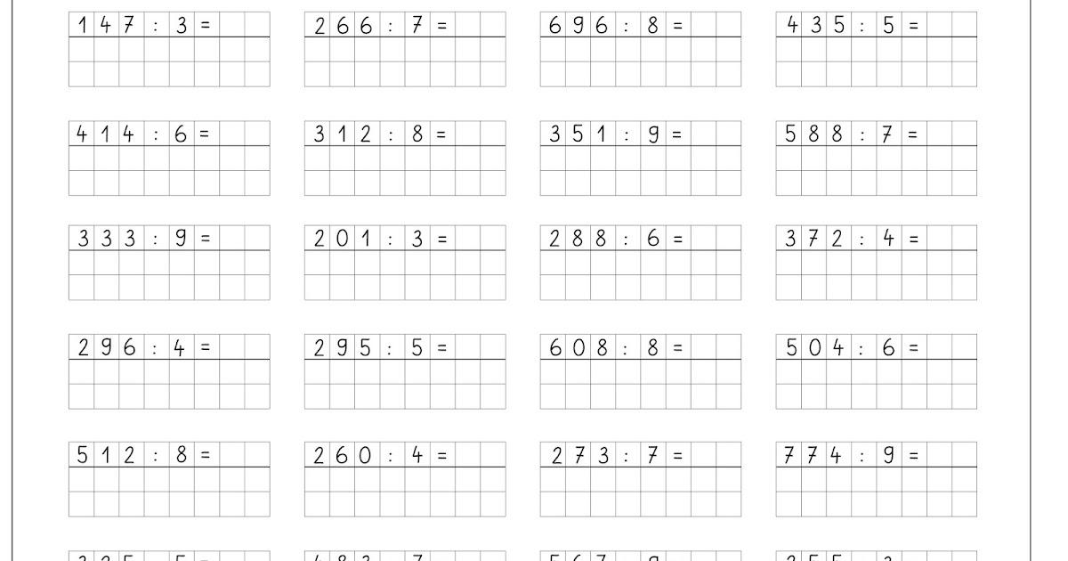 lernst252bchen halbschriftliches dividieren