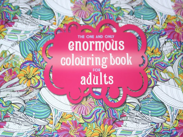The One and Only Enormous Colouring Book
