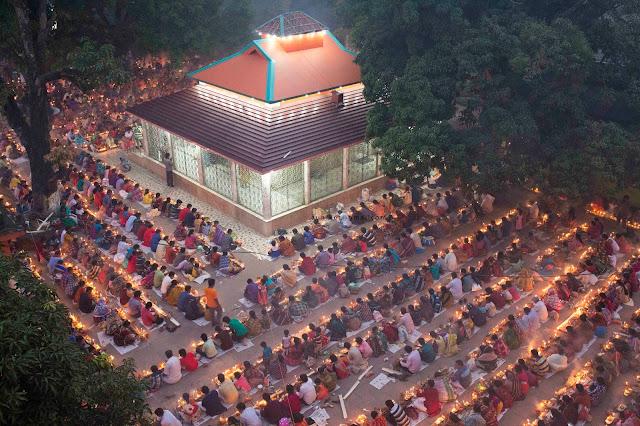 Rakher Upobash - A ritual festival in Bangladesh
