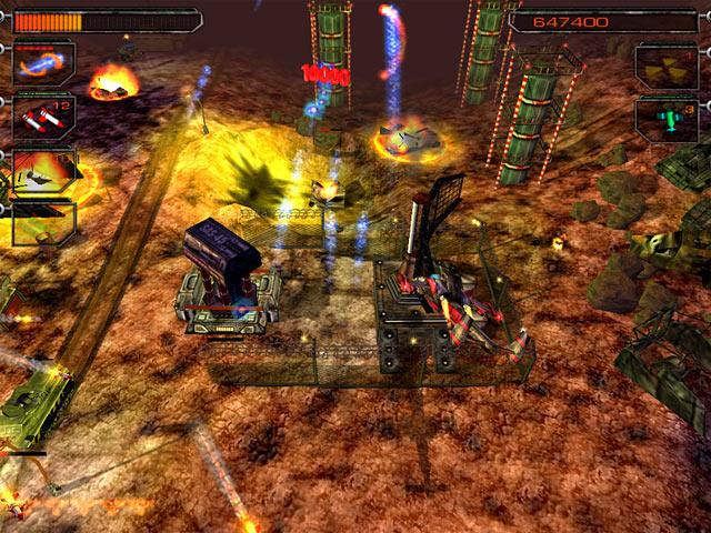 Download-game-Desert-Hawk-aircraft-to-destroy-terrorist-bases-war-free-computer