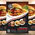 تحميل فلاير لإعلانات إحترافية للمطاعم - Restaurant Flyer Templates Bundle
