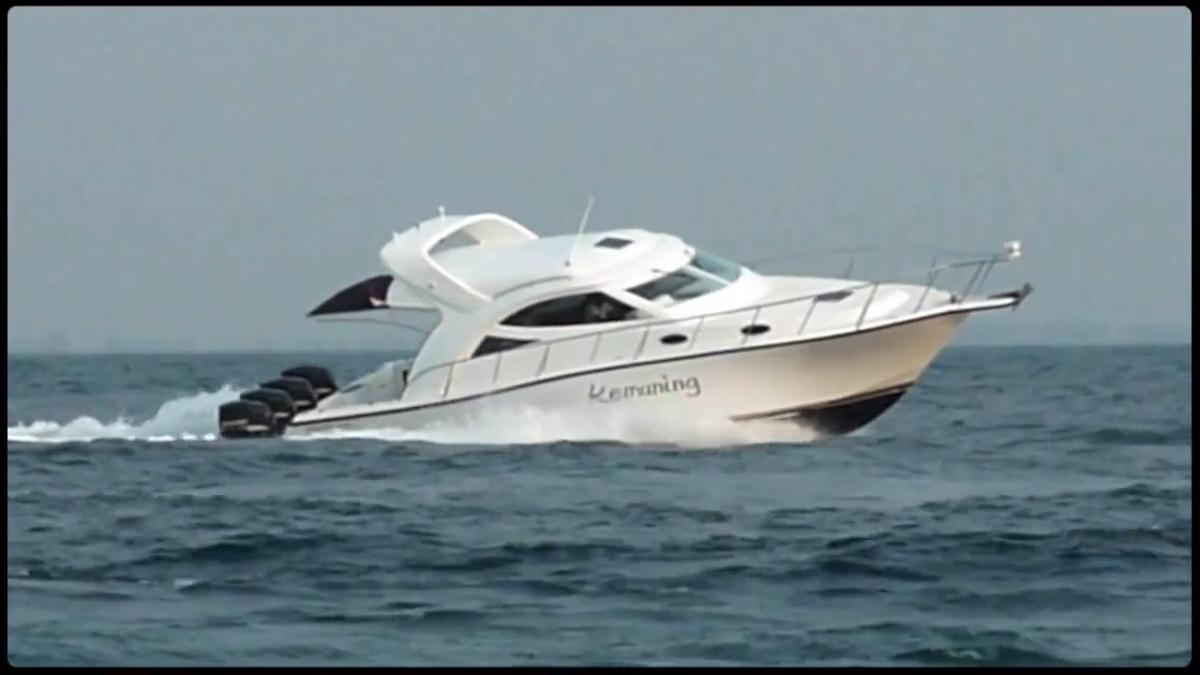 speedboat patroli
