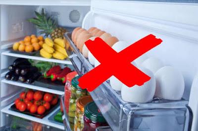 Mom: Jangan Simpan 15  Jenis Makanan di Dalam Lemari Kulkas