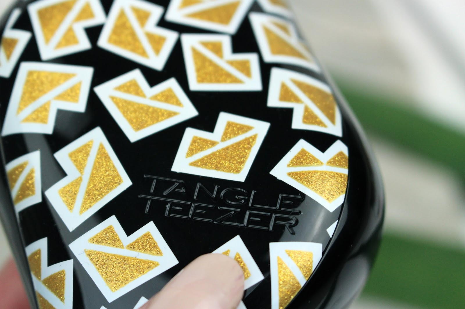 Tangle Teezer Markus Lupfer Compact Styler beauty blog review