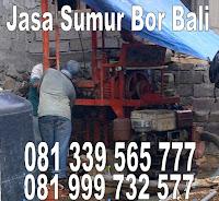 tukang sumur bor Denpasar Bali