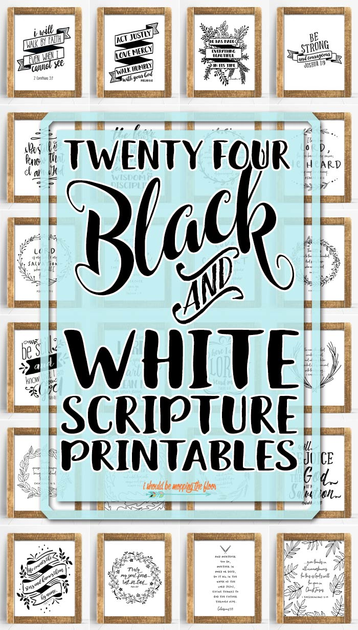 Selective image throughout printable bible verses