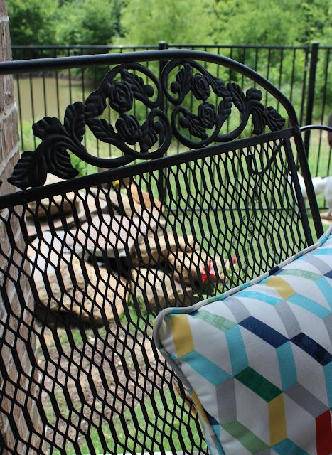 patio, outdoor spaces, wicker furniture, porch