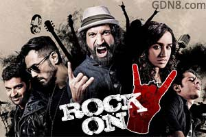 Rock On 2 Title Song - Farhan Akhtar, Shraddha Kapoor