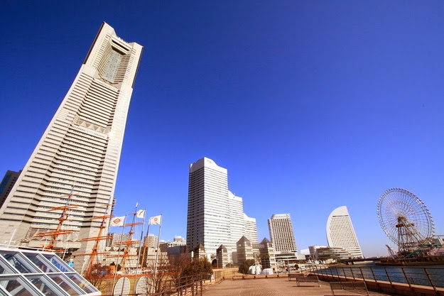 12. Yokohama Landmark Tower - Yokohama, Japan - 12 Breathtaking Views From The World's Coolest Towers