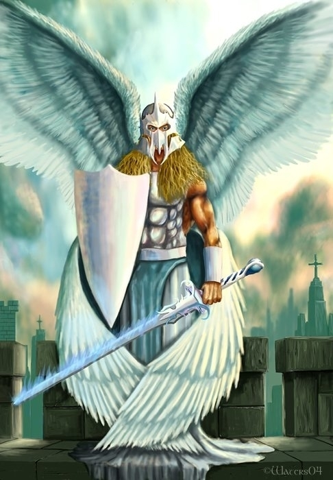 A Day In The Life Of...: Archangels of God