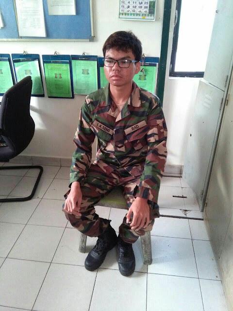 Remaja 17 Tahun Ingin Belajar Tentera Ditahan Di Kem Majidee