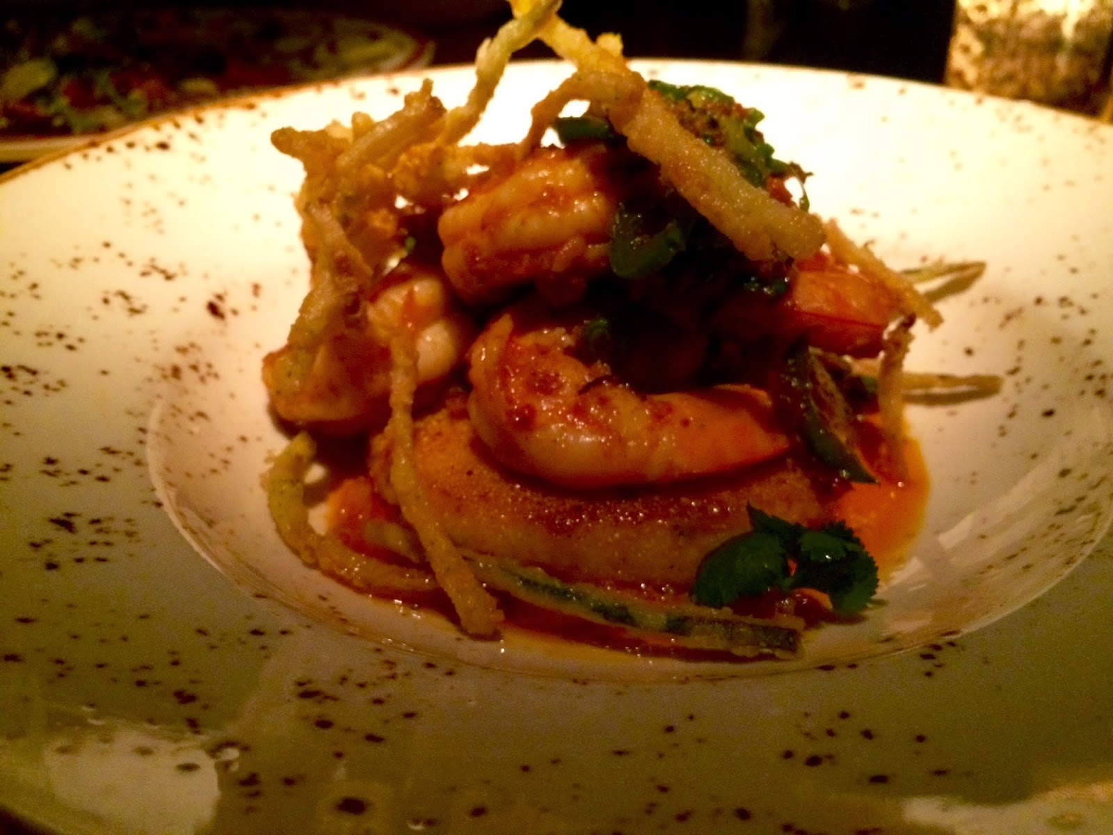 Eating Fabulously, Christopher Stewart, NYC, restaurant review, Dream Hotel, Bodega Negra